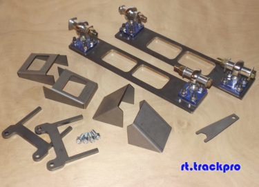 S12/Z31 trailing arm conversion combo kit